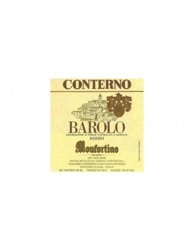 Barolo Monfortino 2013 - Giacomo...