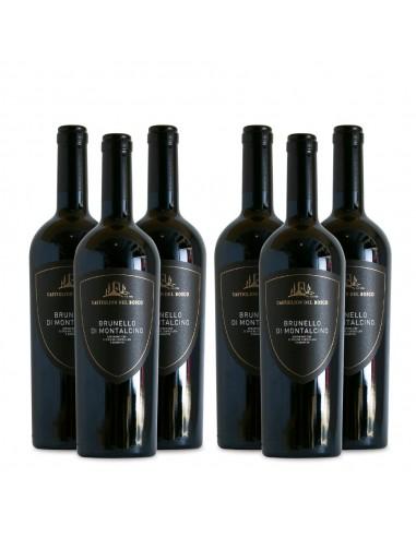 6 Bottles Brunello di Montalcino 2015...