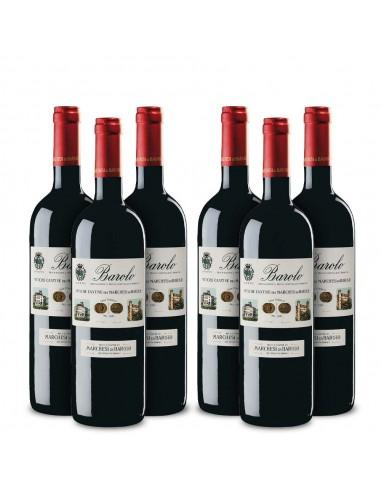 6 Bottles Barolo Tradizione 2015 -...