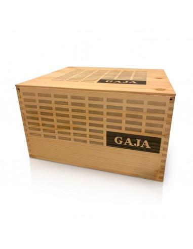 Cassa Gaja Gran Collection 12 Bottles